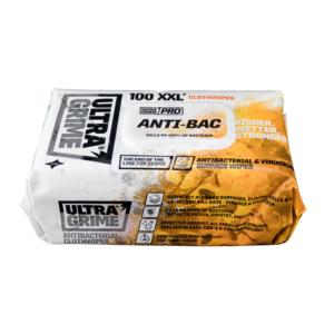 UltraGrime PRO puhastuslapid - Anti-Bakteriaalsed